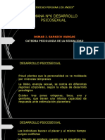SEMANA N°6 DESARROLLO PSICOSEXUAL