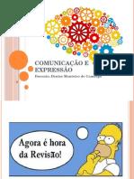 Aula Comunicação e Expressão, Figuras de Linguagens...