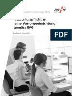 BVG Pflicht Anschluss_d
