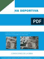 Cancha Deportiva Expo