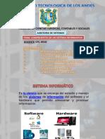 Auditoria de Sistemas Expo
