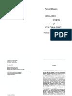 Cesaire. discurso sobre o colonialismo.pdf
