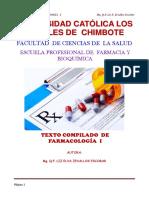 Texto Farmacología i