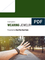 A Mans Guide to Wearing Jewelry