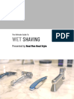 Wet Shave Like a Professional eBook