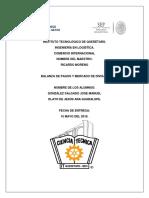 Unidad 5. Balanza de Pagos y Mercado de Divisas.