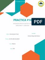 Practica #14