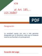 4. LA GERENCIA 2019 I.pptx