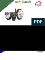 Smart Watch Classic Braal