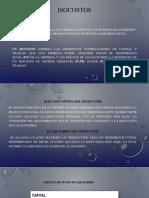 Presentacion de ISOCOSTOS