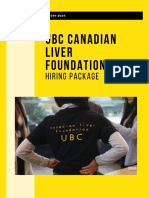 UBC CLF Hiring Package