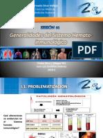 Sesión 1 Generalidades Del Sistema Hemato Inmunológico