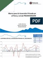 Carlos_Herrera_PROINVERSION Marco Para La Inversion Privada en El Peru
