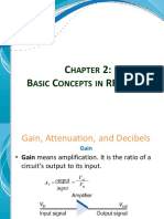Electronics Circuits for Communications@Chapter 2