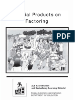 Special Products on Factoring.pdf