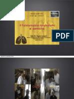 Il Fisioterapista Respiratorio Al Domicilio