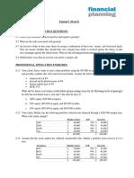 FM102 Financial management