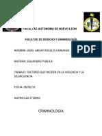 Facultad Autonoma de Nuevo Leon