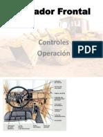 Operacion Cargador Frontal