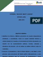 Catedra Bolìvar -Martí -Chàvez (1)
