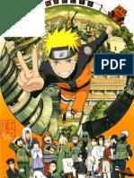 Naruto Postcards Set