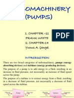 Pumps Chapter 11