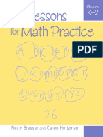 Minilessons for Math Practice G1-2