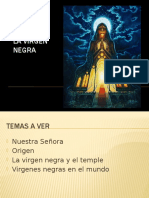 El Culto a La Virgen Negra