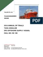 Xws 01327 Taha Assalam Annual Dp Trial 2018 - Rev.1-Merged