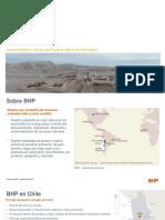 Proyecto SGO Minera Spence