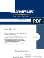 Olympus Corporation Fraud(1)
