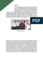 Historia de Los Plc's