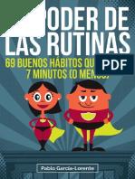 Pablo Garcia El Poder de Las Rutinas JRM