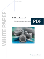 DC Motors Explained White Paper