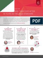 ISACA CISA 40th Anniversary Infographic 0618