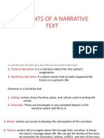 Elements of a Narrative Text (English 7 q3) [Autosaved]