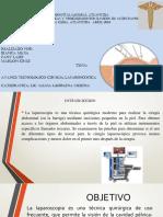 Presentación LAPAROSCOPICA CIRUGIA