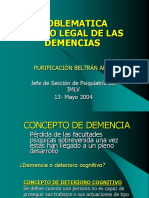 PROBLEMAS DE LAS DEMENCIAS.ppt