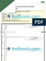 Download Rrb Ntpc Tier 1 Exam Paper Cen 03 2015 Held on 06-04-2016 Shift 1 4075b501