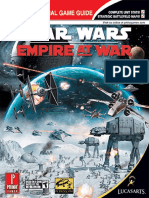 Star Wars Empire at War Prima Official EGuide
