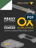 Ox Worldwide Catalog 2019