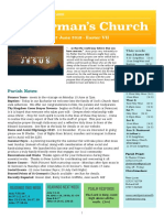 st germans newsletter - 2 june 2019 -  easter vii