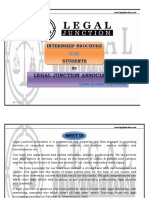 Internship Brochure PDF