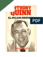 Quinn Anthony - El Pecado Original