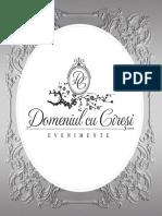 Catalog Domeniul Cu Ciresi Private