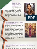 La Constitucion Del Peru