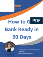 201903 Report How to Get Bank Ready in 90 Days