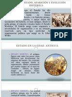 Historia y Tipos de Estado