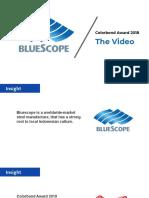 Visual Treatment for BlueScope Company's Video