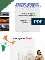 FWC 2014 ABVT Tej Mayur Contractor IIFF E-Learning
